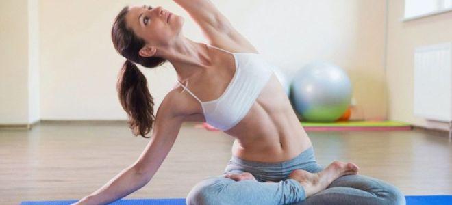 Индийская йога при геморрое