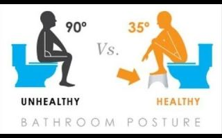 Как правильно ходить в туалет