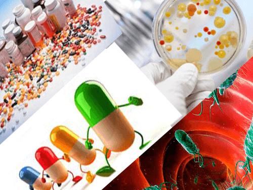 лечение заболеваний антибиотиками