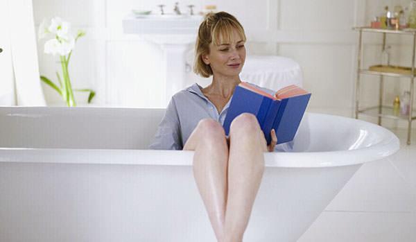 Полезные ванны