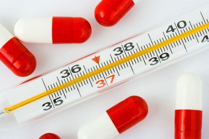 Геморрой и температура тела