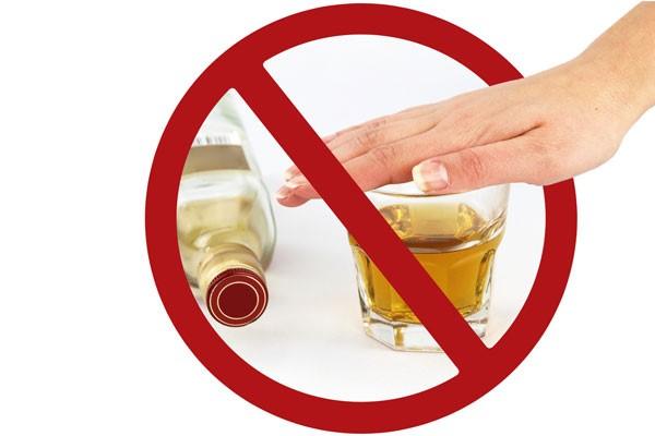 Противопоказания к алкоголю