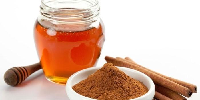 мед и корица для лечения болезней